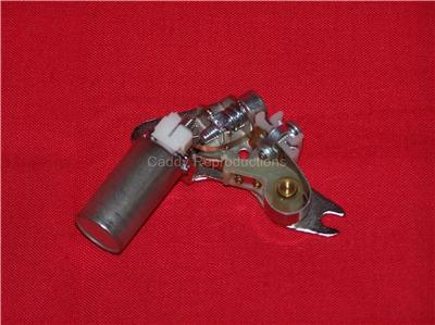 For 1956-1974 Cadillac DeVille Ignition Points and Condenser Kit SMP 36789ZS