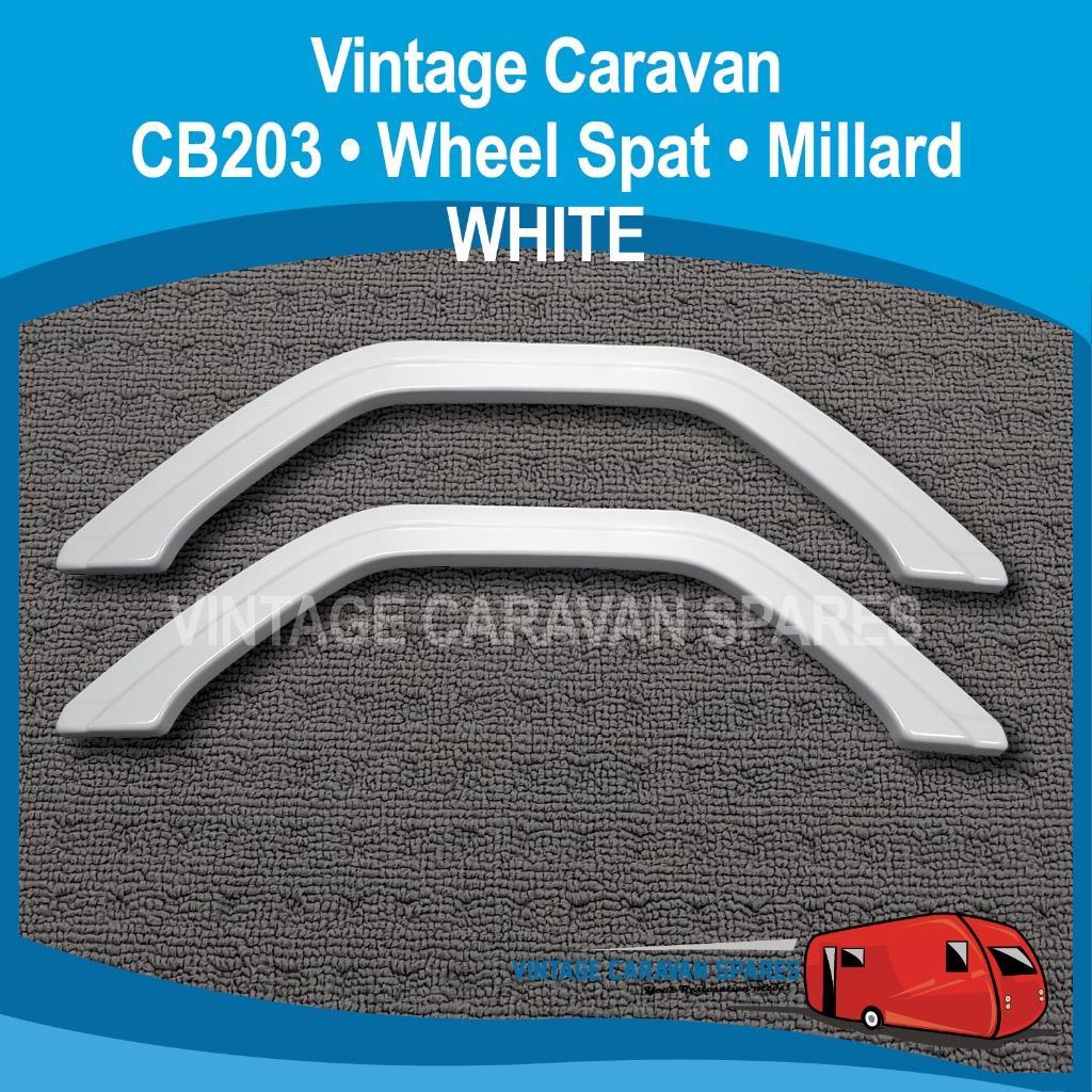 Wheel Spat 1 Pair 785mm Millard Other Vans Cb0203