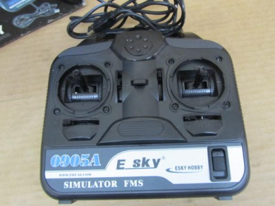 ESKY EK2 0905A Flight SIMULATOR FMS Remote Control