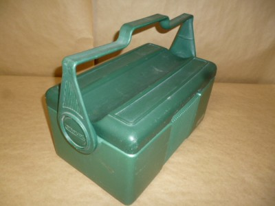 Vintage Aladdin Stanley Ice Chest Cooler And Thermos