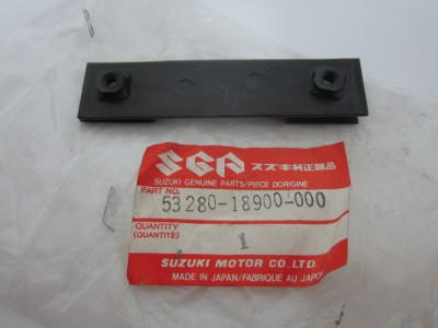 Suzuki 53280-18900 Brace Plate LT125 LT185 LT250 1983-87 NOS  PP969