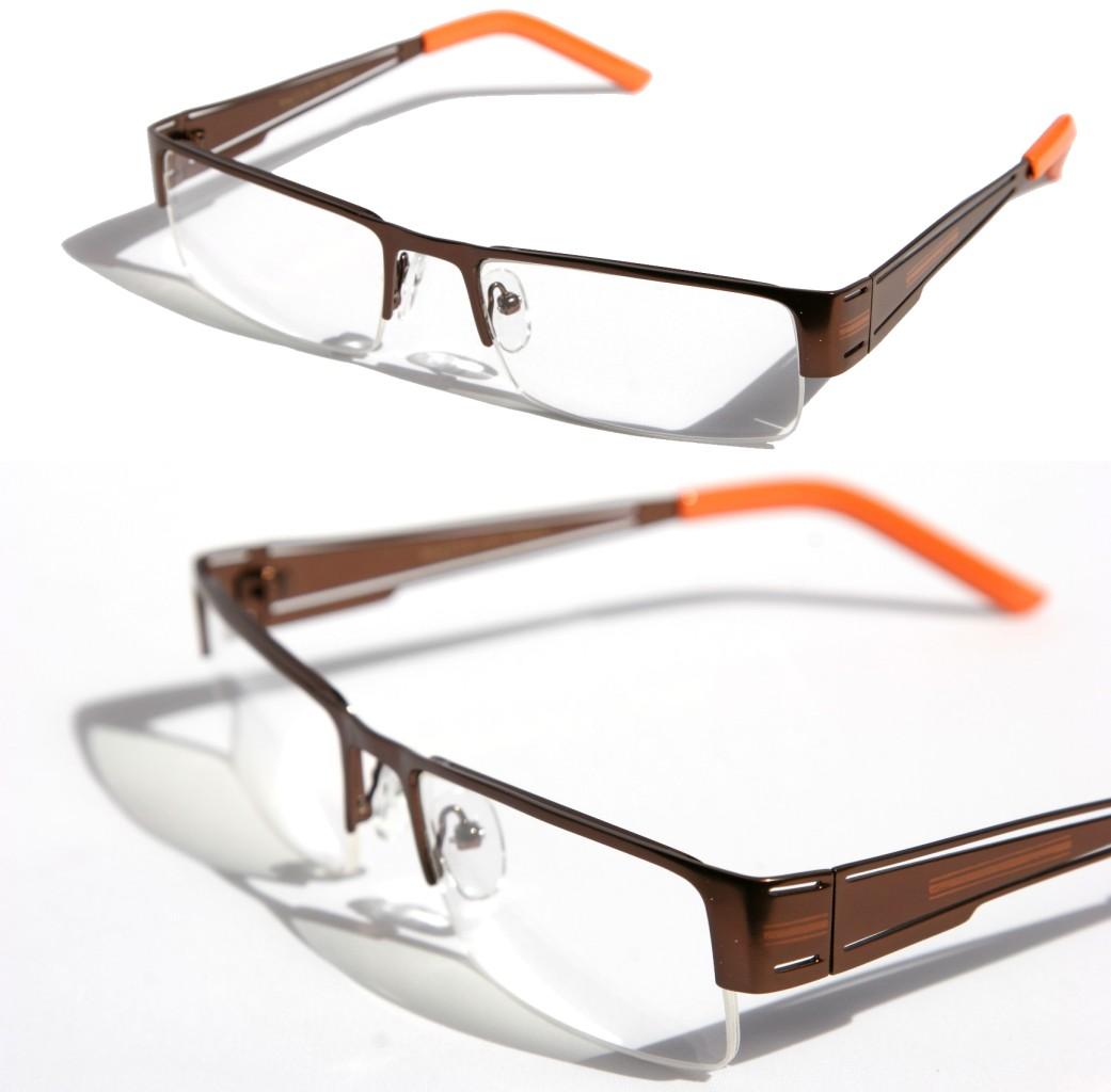 9b059ba1d8eb Rimless Half Eye Reading Glasses