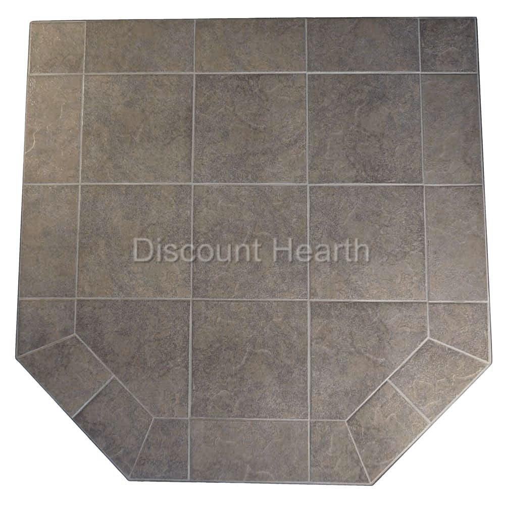 """Hearth Boards: 36"""" 40"""" 48"""" 54"""" Wood Pellet Stove Board Hearth 2 4 R Value"""