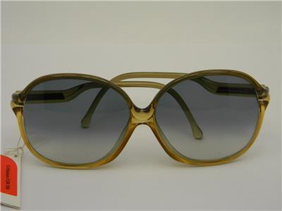 5a52d873f232 Vintage Green Carrera Sunglasses Made in Austria