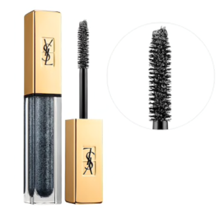 Ysl Vinyl Couture Mascara 7 I M The Storm Dark Sparkle
