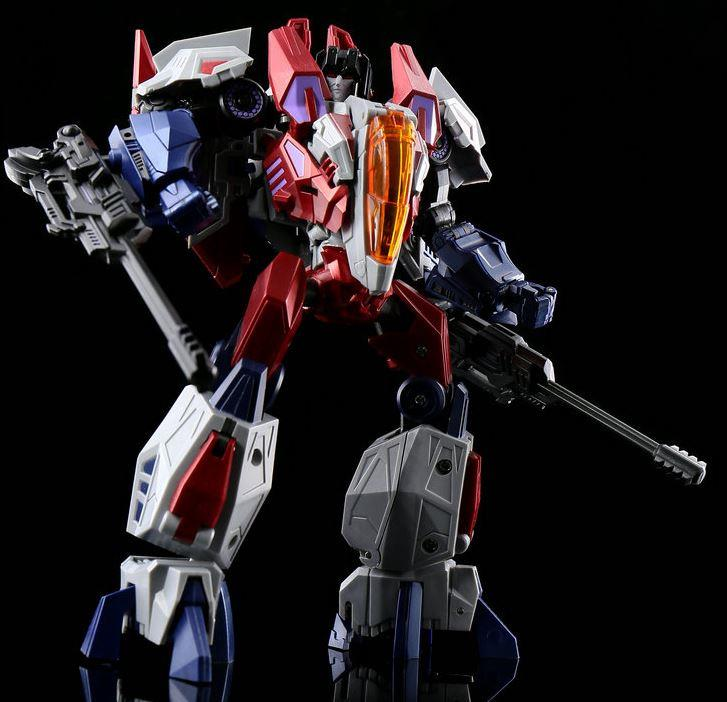 NEW Planet X Transformers PX-09 Mors FOC Starscream Figure In Stock