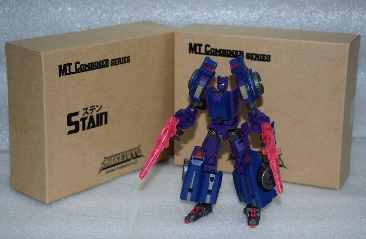New Transformers Maketoys Exclusive Stain Lightspeed Figure in Stock