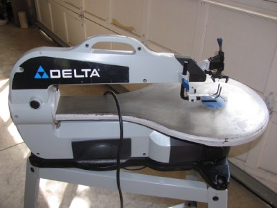 Delta Shopmaster Scroll Saw DELTA SHOPMASTER 40-57...