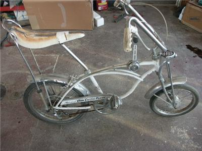 Schwinn picker vintage ready