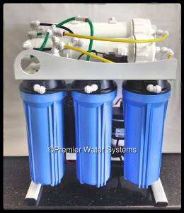 Premier Light Commercial Reverse Osmosis Water System 400