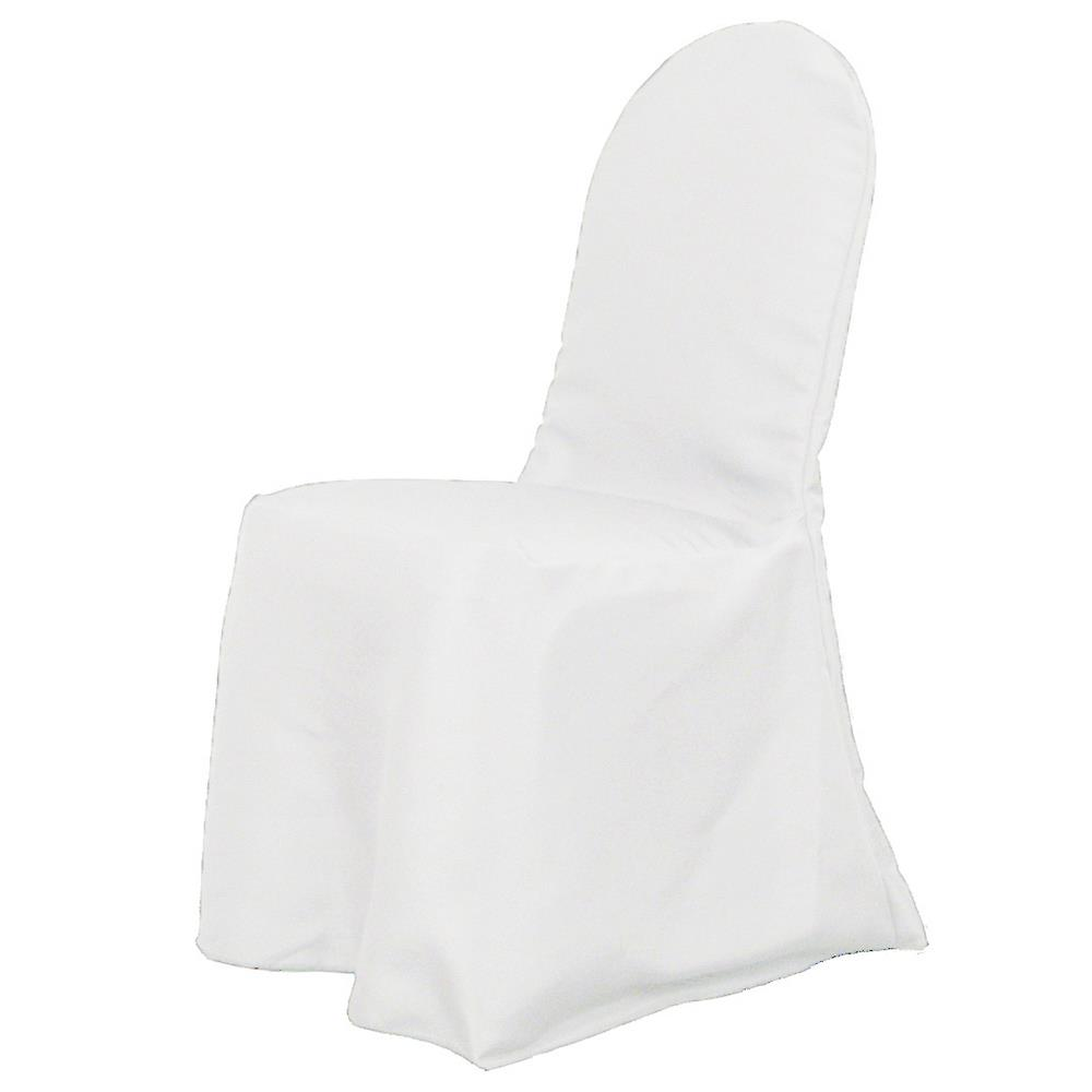 Polyester Wedding Event Chair Covers Party Stretch Banquet