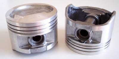 Sealed Power H529P Cast Piston
