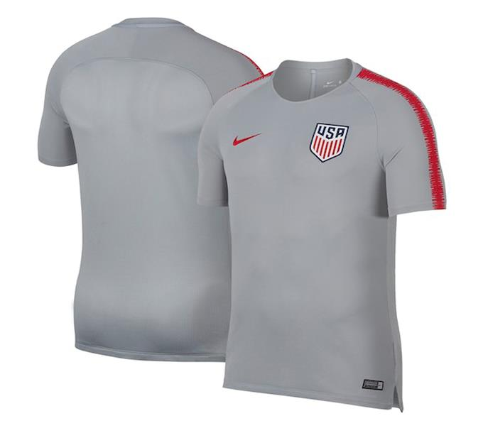 Nike-USA-2018-Short-Sleeve-Men-039-s-Training-Jersey-893289-014-1807