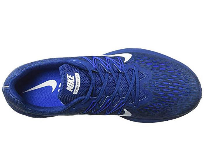 1806 Nike Air Zoom Winflo 5 Homme Training de Running Chaussures AA7406-400 Chaussures de Training sport pour hommes et femmes eeb320