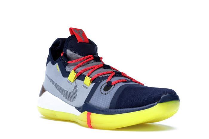 ea8ae0bfdd1 ... 1808 Nike Kobe AD Sail Men s Basketball Shoes AV3556-100 AV3556-100  AV3556-