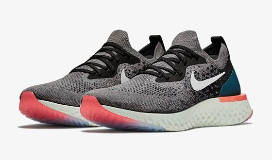 1808 Nike Epic React Flyknit Men's Training Training Training Running Shoes AQ0067-010 c8dd79