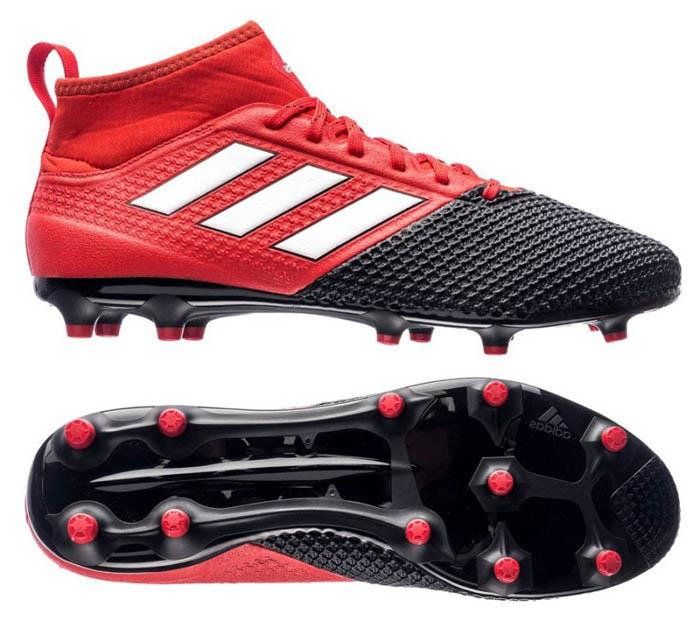 buy online 60a58 901bf adidas ace 17.1 fg todas rojo