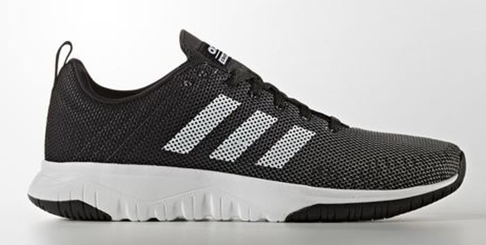 sports shoes 4ae24 6ff3e 1704 adidas Neo Cloudfoam Super Flex Mens Training Sneakers Shoes AW4172
