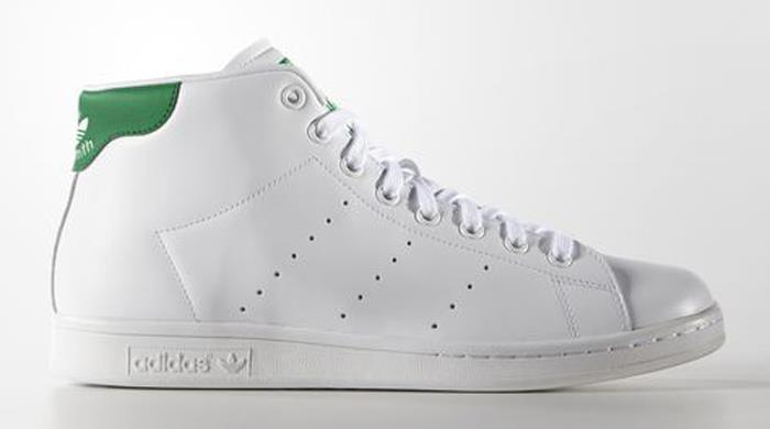 178e682e4685f 1704 adidas Originals Stan Smith Mid Men  s Sneakers Shoes S75028