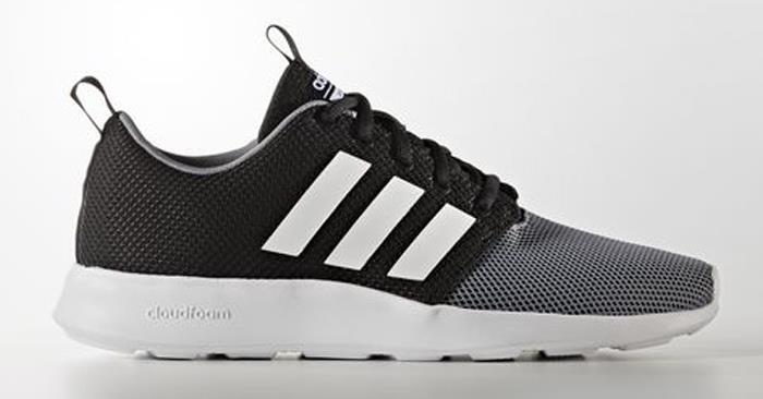 6104355105ff2 ... 1705 adidas Neo Cloudfoam Swift Racer Men s Sneakers Shoes AW4159