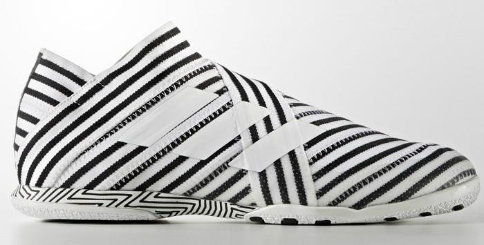 5e2dc1bb714 adidas Nemeziz Tango 17+ 360 Agility Men s Indoor Soccer Shoes White Black  1706