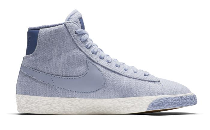 1708 Nike Blazer Mid Premium TXT Women's Sneakers Shoes 917605-400