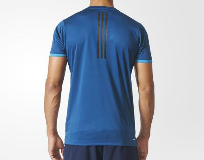 adidas freelift climacool t-shirt