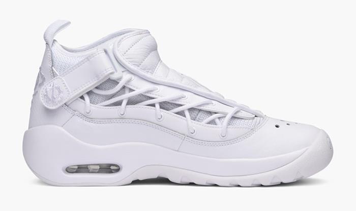 1708 Nike Air Shake Ndestrukt Men's Sneakers Basketball Shoes 880869-101