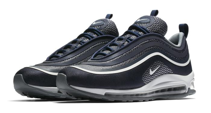 1708 Nike Air Max 97 UL '17 Men's Sneakers Running Shoes 918356-400