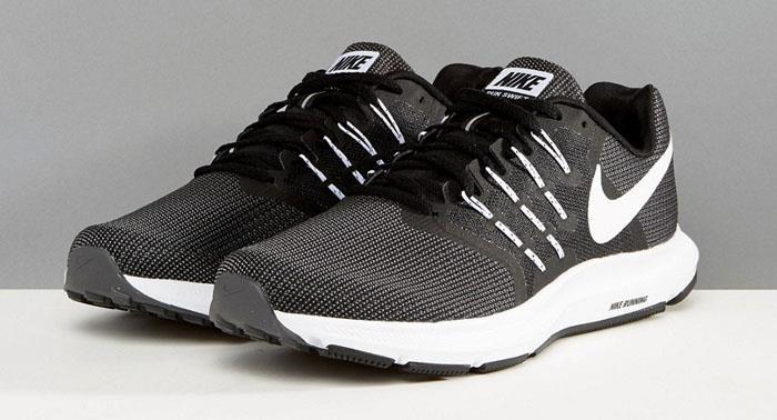 Nike Course Formateurs Rapides En Noir 908989-001 - Noir KXVzTASr