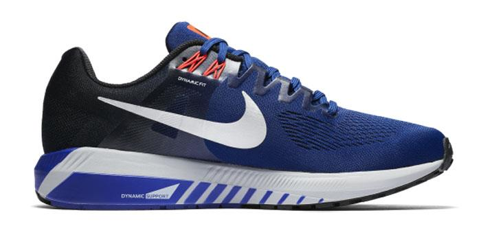 1710 Nike Air Zoom Structure 21 Men's Training Running Shoes 904695-401