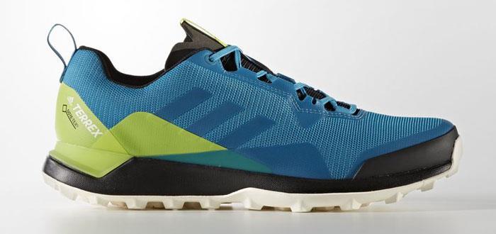 1802 adidas Terrex Tracerocker GTX Men 's Trail Running Shoes CM7594