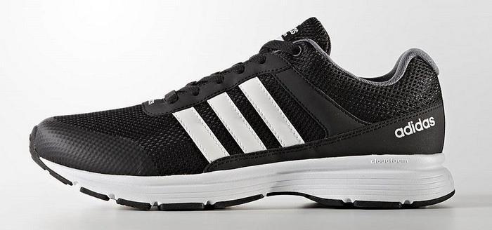 adidas neo men's cloudfoam vs city shoes