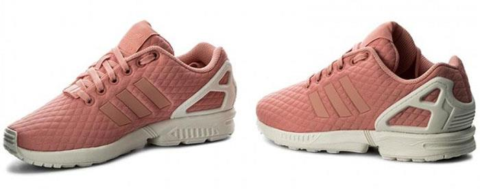 1710 adidas Originals Zx Flux Women's Sneakers Sports Shoes BY9213