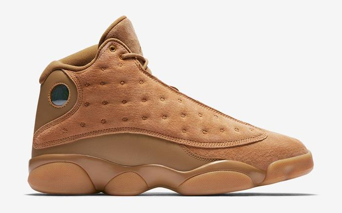 1711 Nike Air Jordan XIII Retro Wheat Pack Men's Sneakers Shoes 414571-705