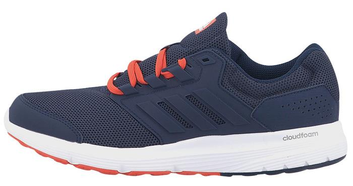 1711 adidas Galaxy 4 Men's Training Running Shoes BY2860