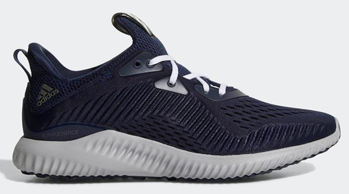 1711  adidas Alphabounce EM Men 's Training Running Shoes CQ1341