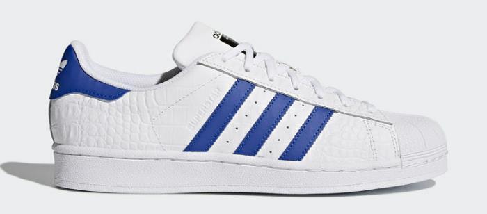 1801 adidas Originals Superstar Men 's Sneakers Sports Shoes CM8081