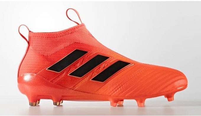 Adidas ACE 17+ purecontrol Hombre De Fg Botines De Hombre Fútbol Zapatos Solar Naranja 1801 a16dce