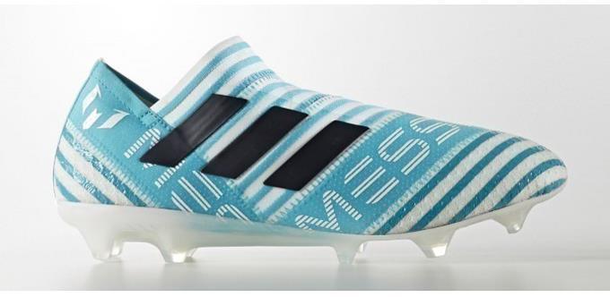 adidas Nemeziz Messi 17+ 360 Agility Men 's FG Soccer Cleats Football Shoes 1801