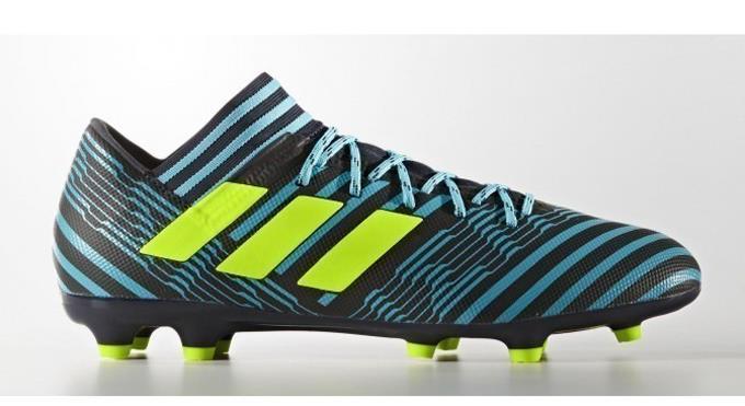 adidas Legend Nemeziz 17.3 Men' FG Soccer Cleats Football Shoes Legend adidas Ink- Yellow 1801 82e381
