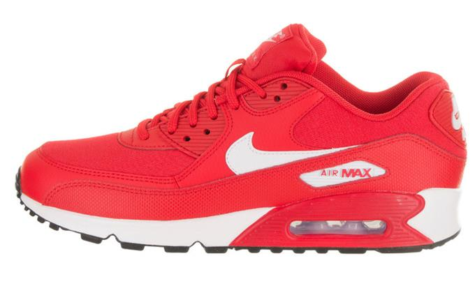 1801 Nike Air Max 90 Women's Sneakers Sports Shoes 325213-612