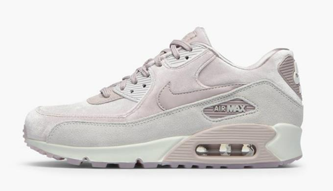 1801 Nike Air Max 90 LX Women's Sneakers Sports Shoes 898512-600