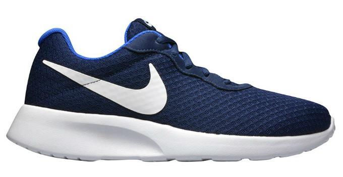 Nuevo Hombre  Nike Tanjun Para Hombre Nuevo Entrenamiento Correr Tenis 812654-414 6d869b