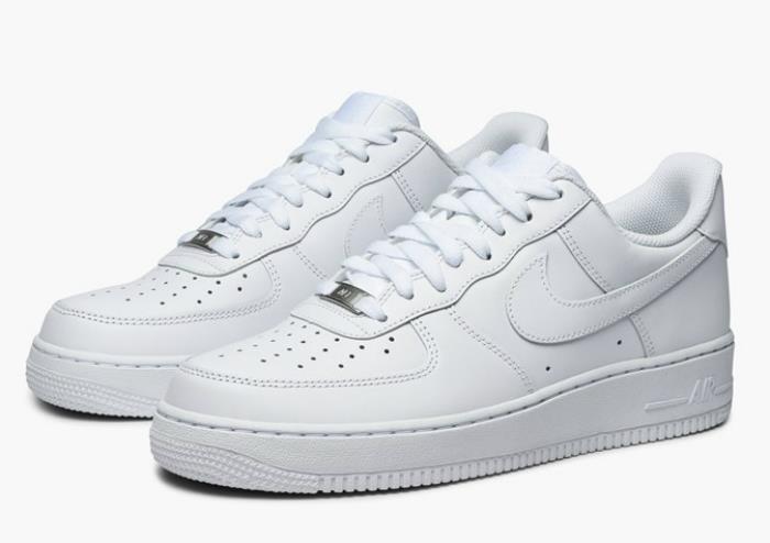 1802 - nike air force 1 '07 uomini scarpe scarpe scarpe di scarpe sportive 315122-111 cb06d6