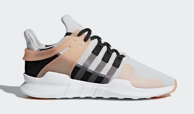 1801 adidas Originals EQT Support ADV Women's Traning Running Shoes CQ2251