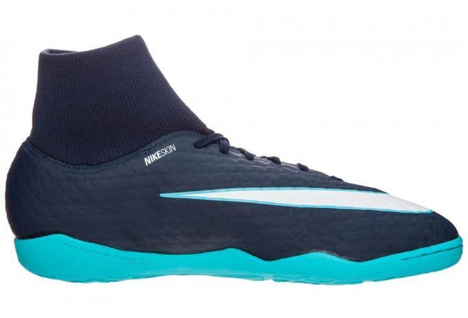 new products ed3b2 742fb ... Nike HypervenomX Phelon Phelon Phelon 3 DF IC Men s Indoor Soccer Shoes  917768-414 1804