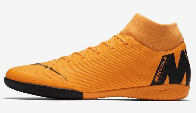 Nike Mercurial SuperflyX 6 Academy  IC Men's Indoor Soccer Shoes AH7369-810 1804
