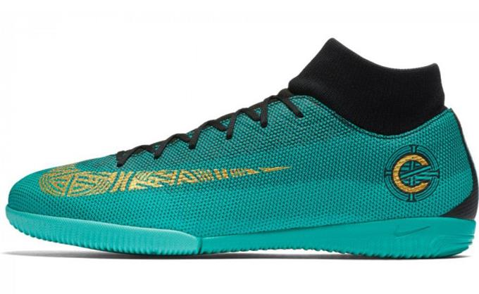 Nike SuperflyX Mercurial SuperflyX Nike 6 Academy CR7 hommes Indoor SoccerChaussuresAJ3567-390 1804 9b3638