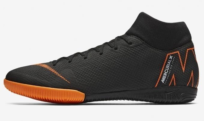 premium selection f88fd 02906 ... Black White Hot Lava Indoor Soccer Shoes SOCCER. Nike-Mercurial- SuperflyX-6-Academy-IC-Men-039- ...
